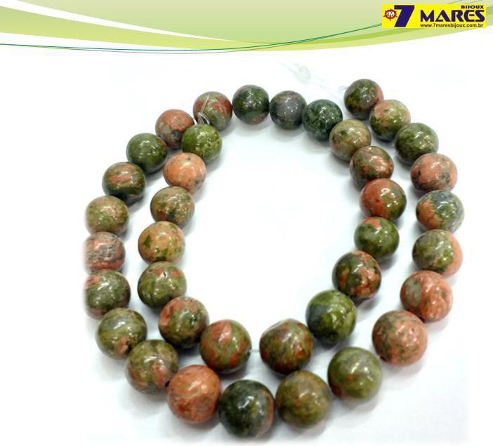 Pedra Unakita 10mm