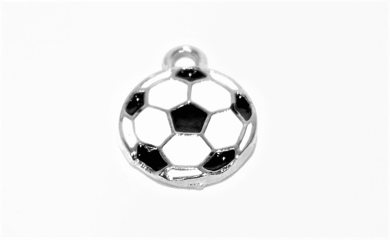 Pingente Bola de Futebol - PINR33
