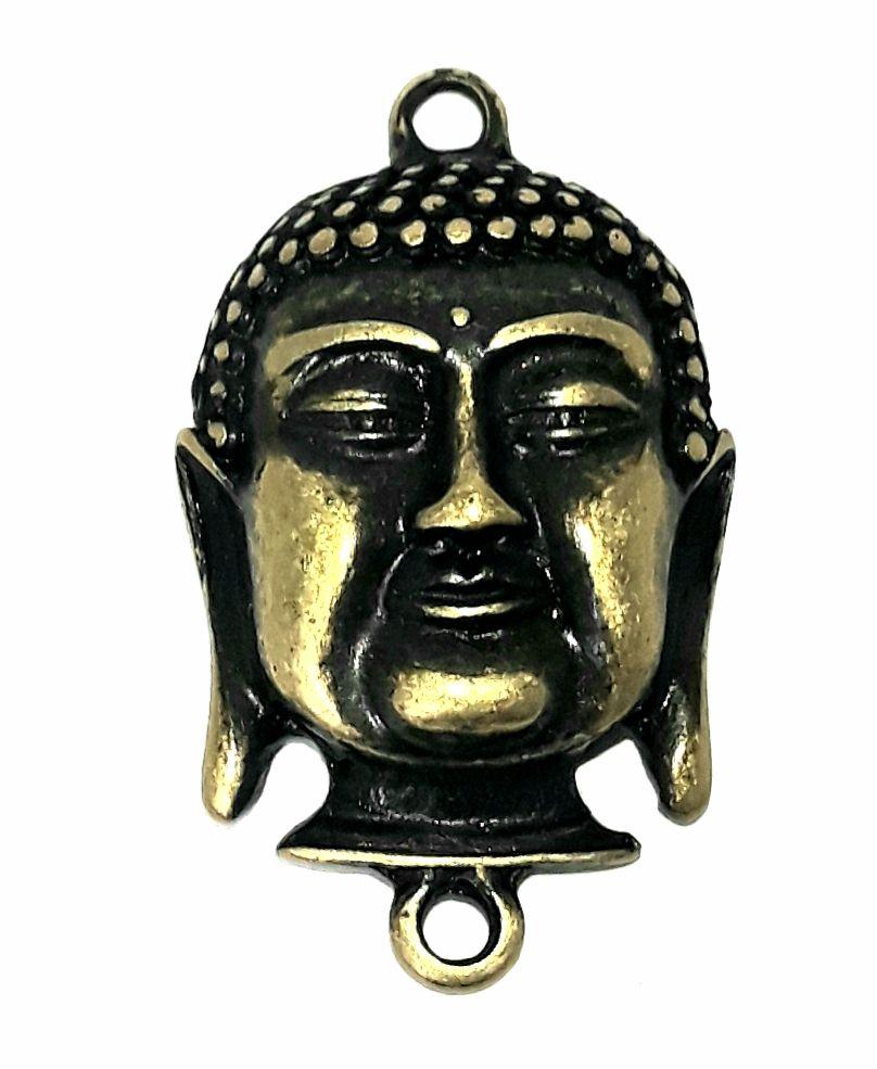 Pingente Buda c/Duas Saídas - PIBU03