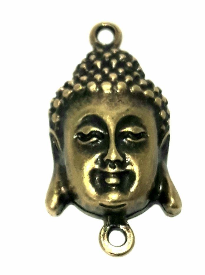 Pingente Buda c/Duas Saídas - PIBU06