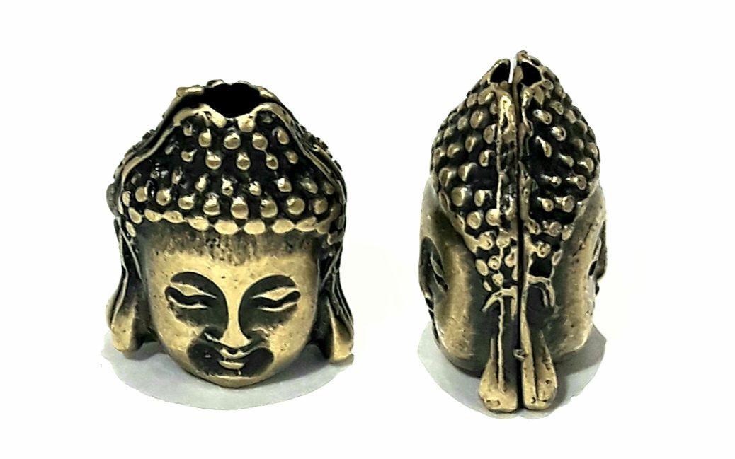 Pingente Buda Passante Duas Faces - PIBU01