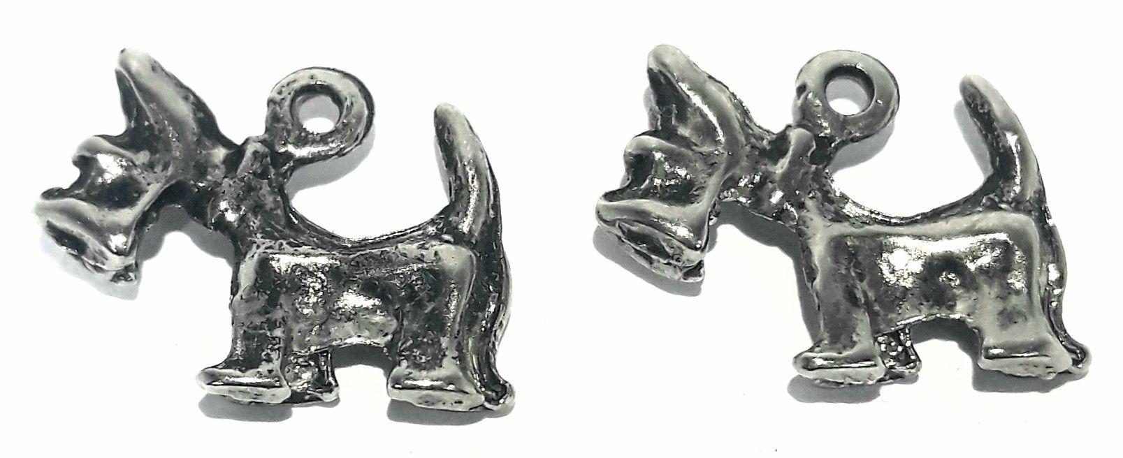 Pingente Cachorro Schnauzer - PINA82