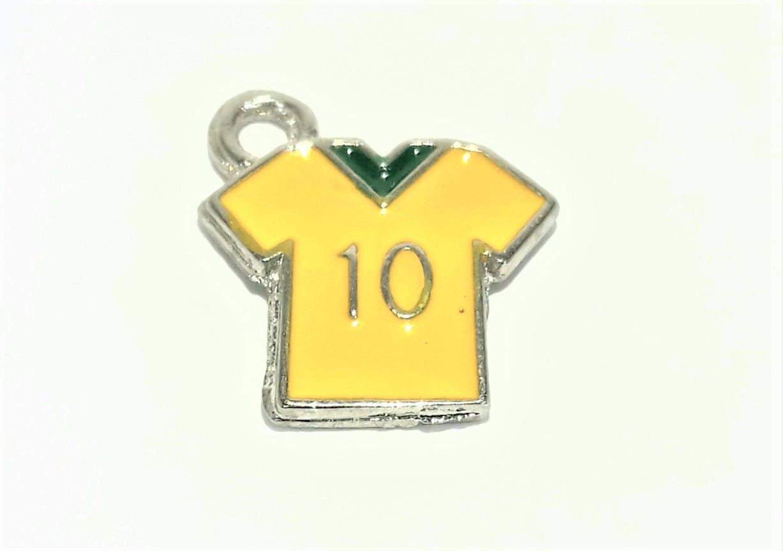 Pingente Camisa 10 - PINR34