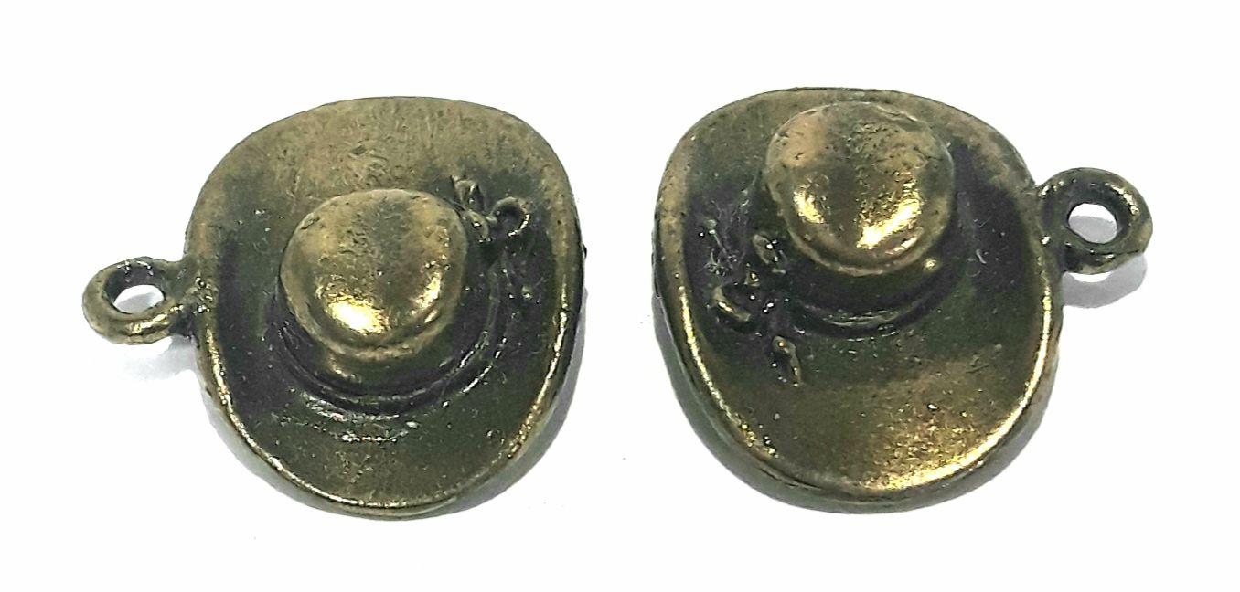 Pingente Chapéu de Vaqueiro - PIND31