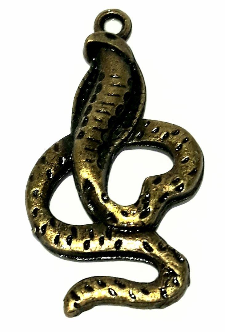 Pingente Cobra Naja - PINA56