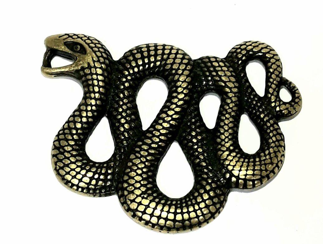 Pingente Cobra - PINA60