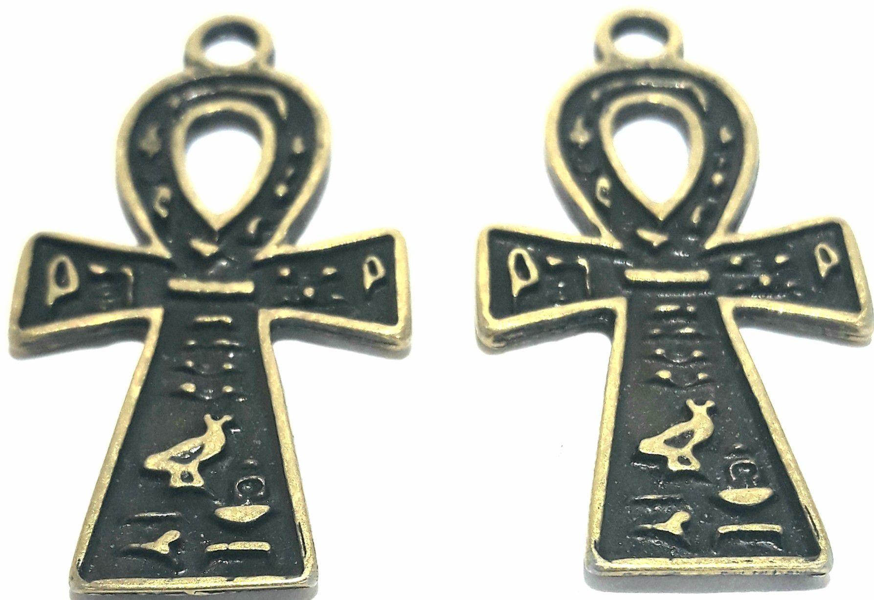 Pingente Cruz Egípcia (Grande) - PINC20