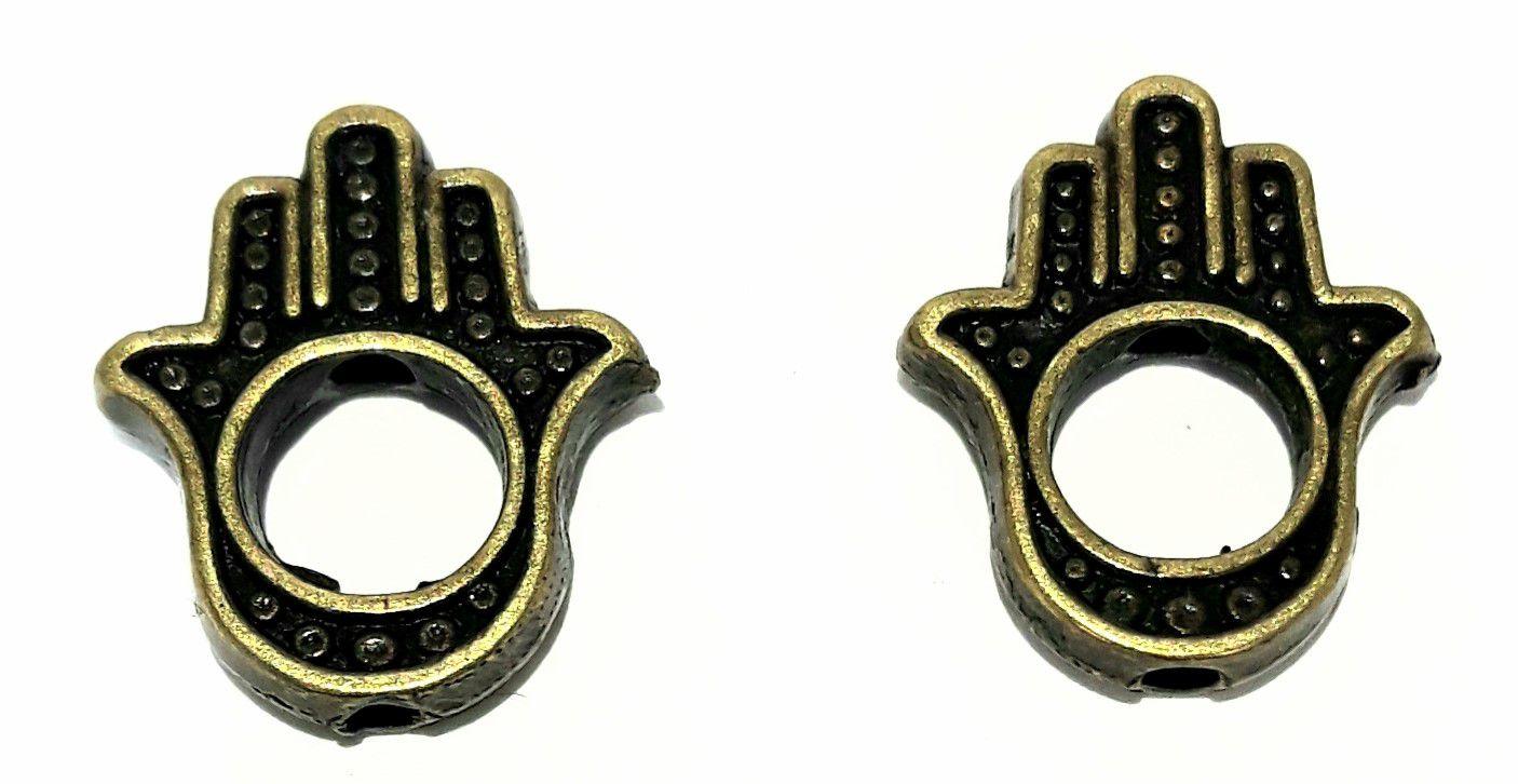 Pingente duas Saídas - Mão de Fatima (Pequeno) - PIMIS19
