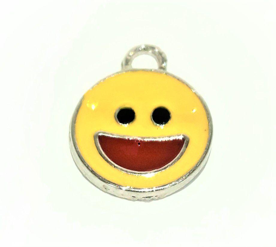 Pingente Emote Sorrindo - PINR30