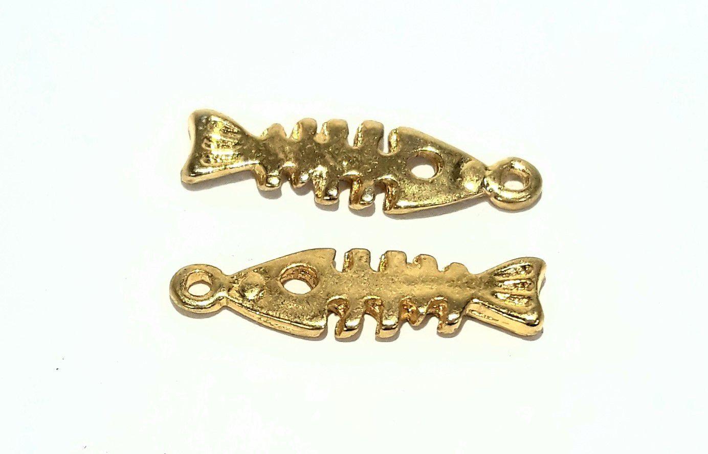 Pingente Espinha de Peixe - PINM22