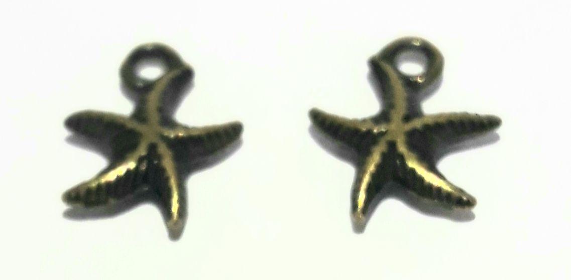 Pingente Estrela do Mar (P) - PING125