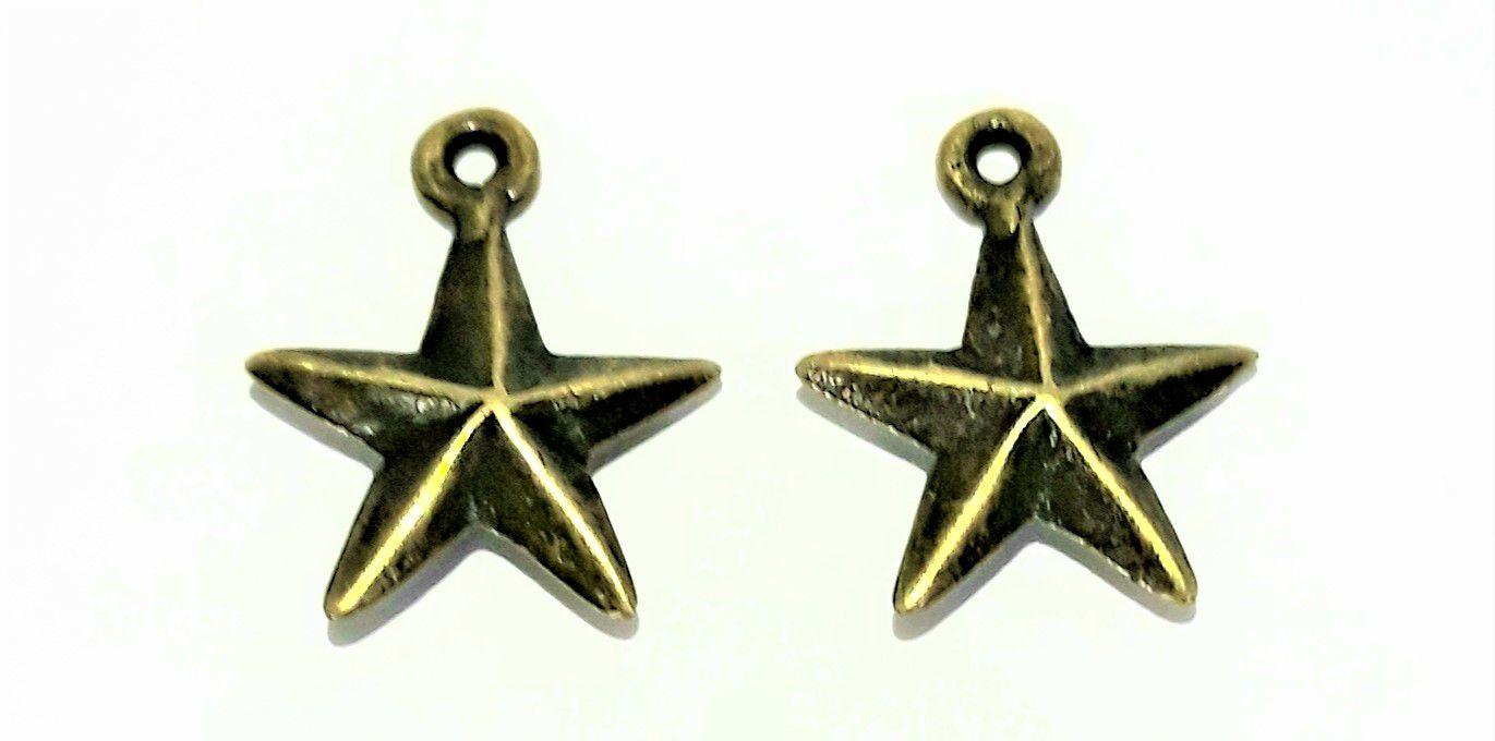 Pingente Estrela - PINE04