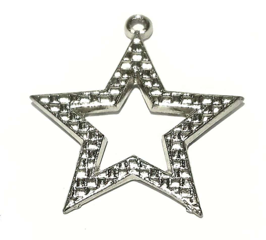 Pingente Estrela - PINE08