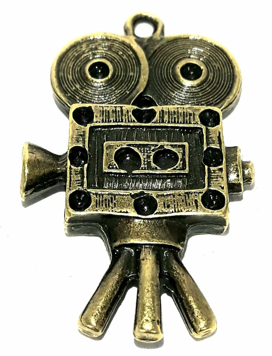Pingente Filmadora Antiga - PINGP58