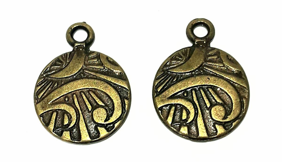 Pingente Medalha - PIMIS48