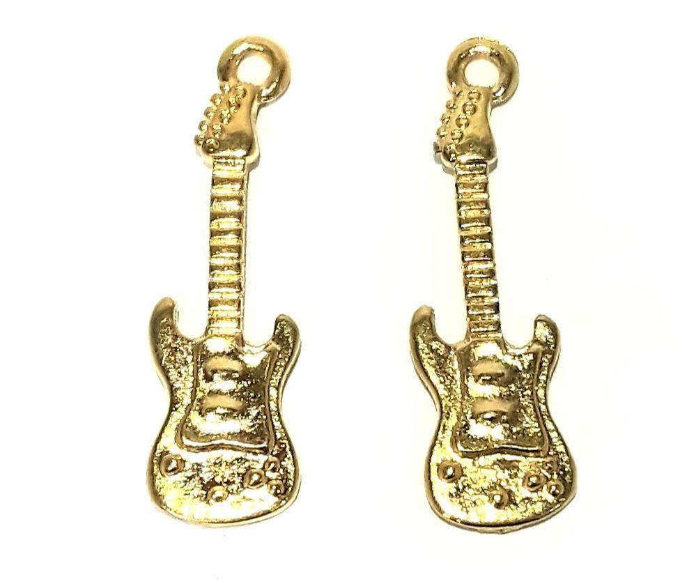Pingente Musical - Guitarra - PIMU27