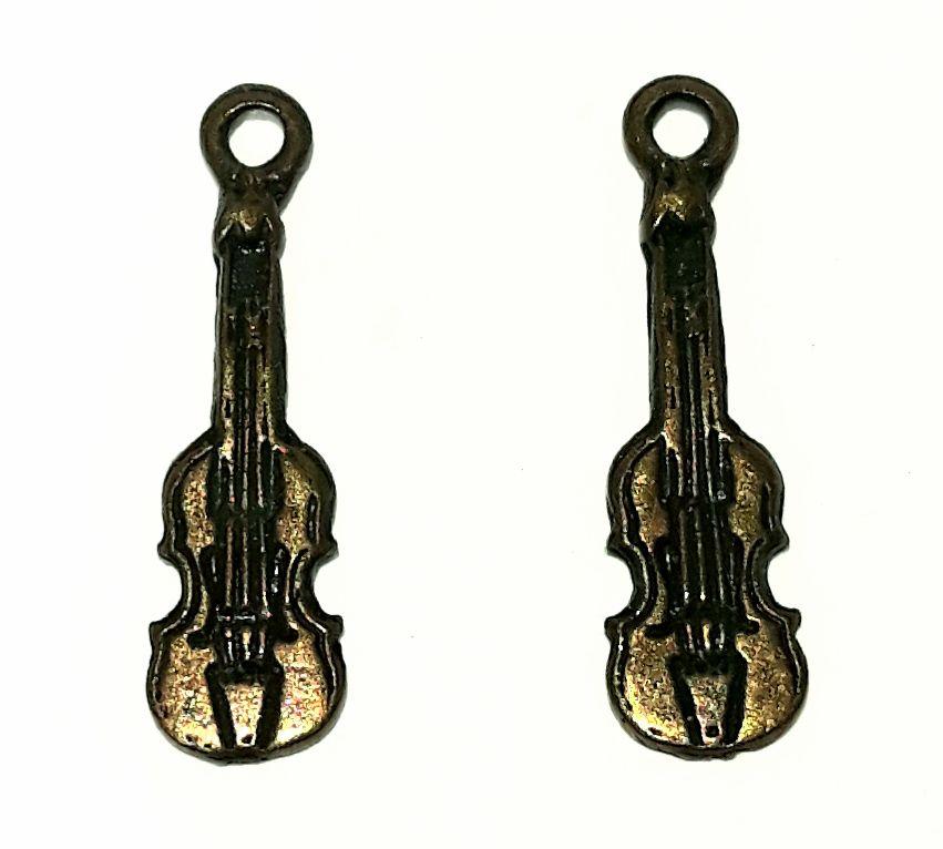 Pingente Musical - Violino - PIMU33
