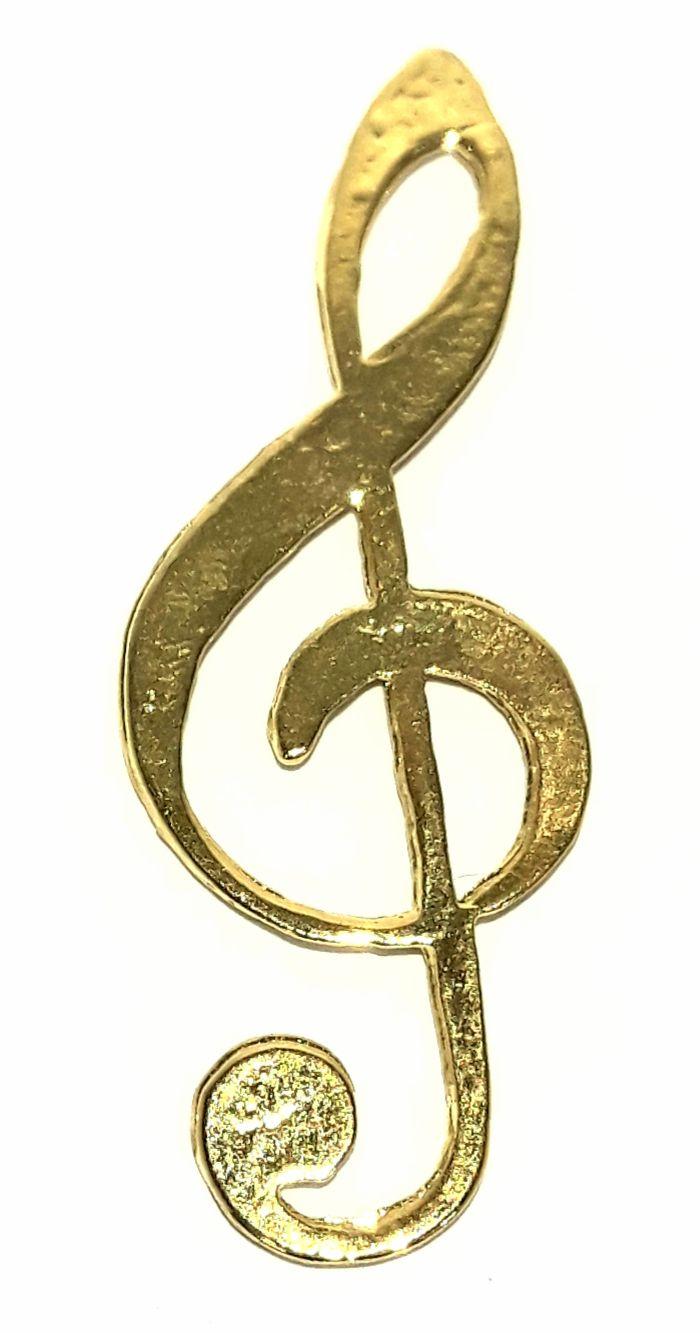 Pingente Nota Musical (Grande) - PIMU07
