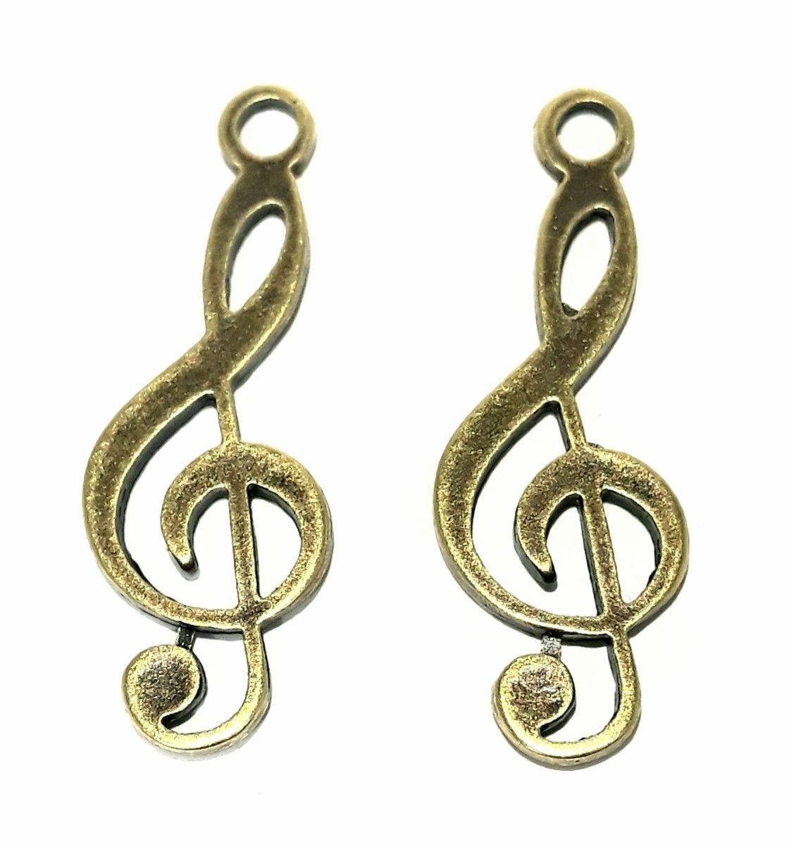 Pingente Nota Musical (Médio) - PIMU04