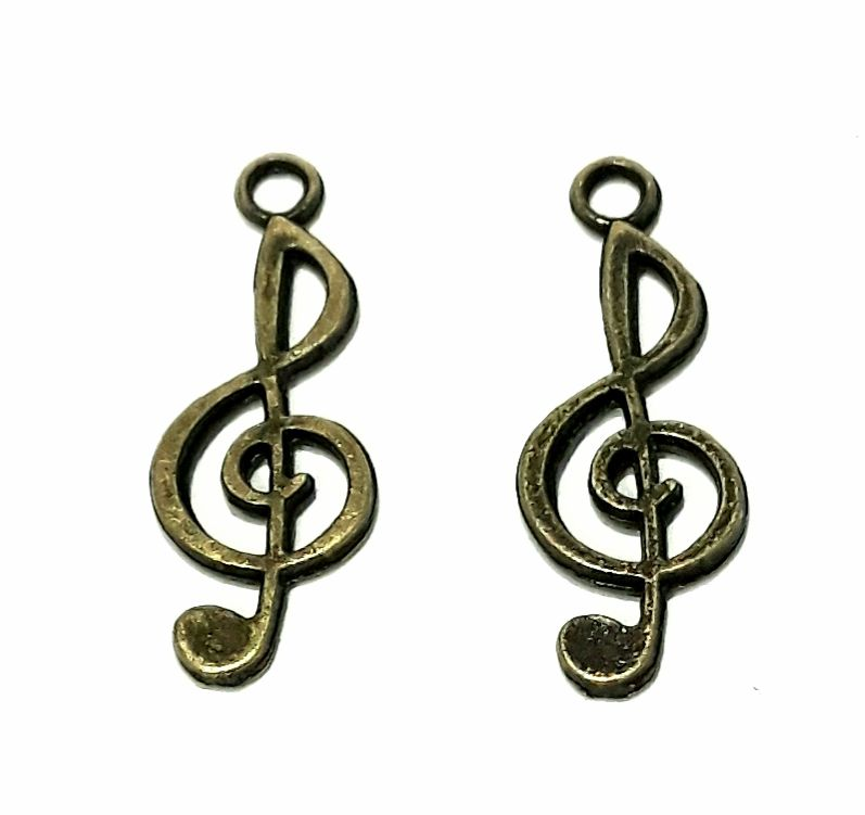Pingente Nota Musical (Pequena)  - PIMU01