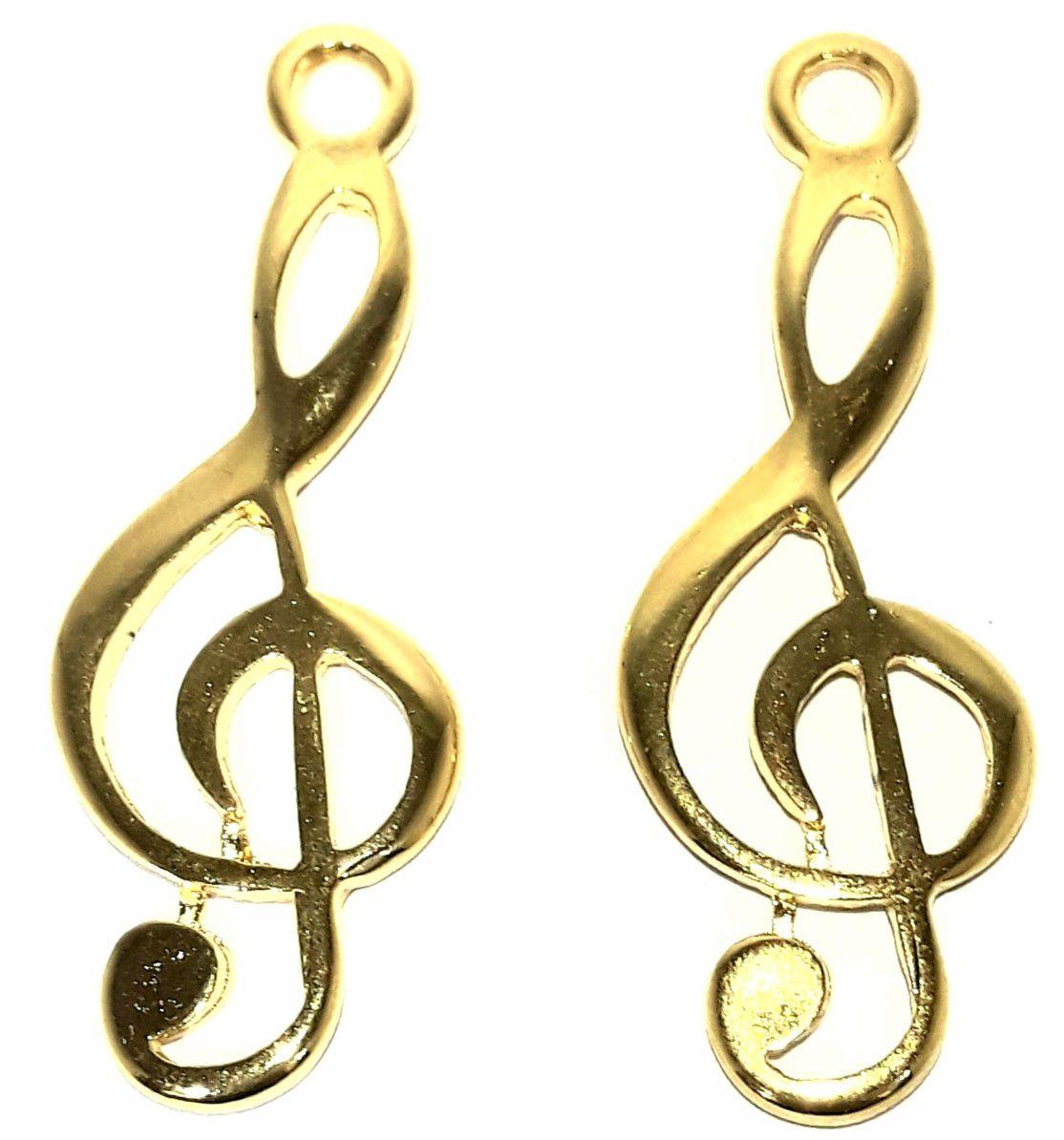 Pingente Nota Musical - PIMU11