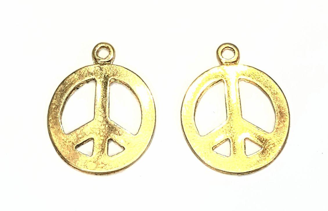 Pingente Paz e Amor - PIPM13