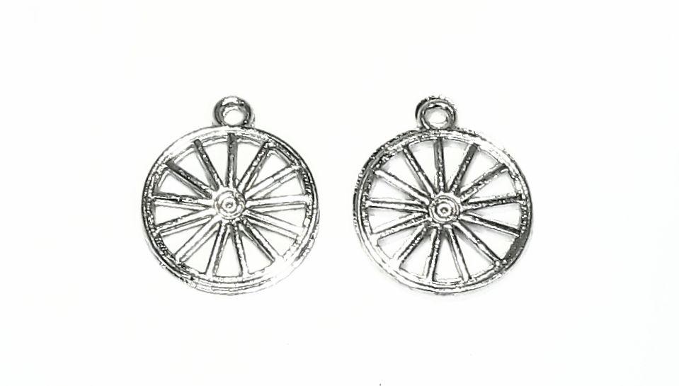 Pingente Roda de Cigana - PIMIS56