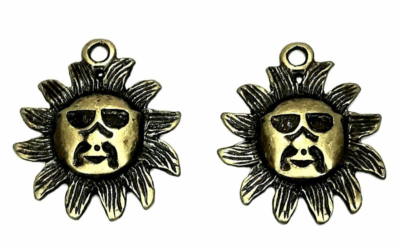 Pingente Sol - PISL01