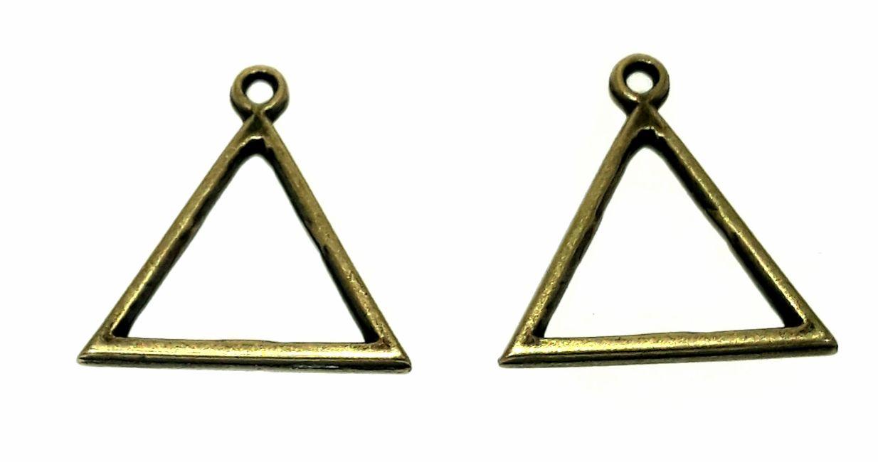 Pingente Triângulo (Pequeno) - PIND40