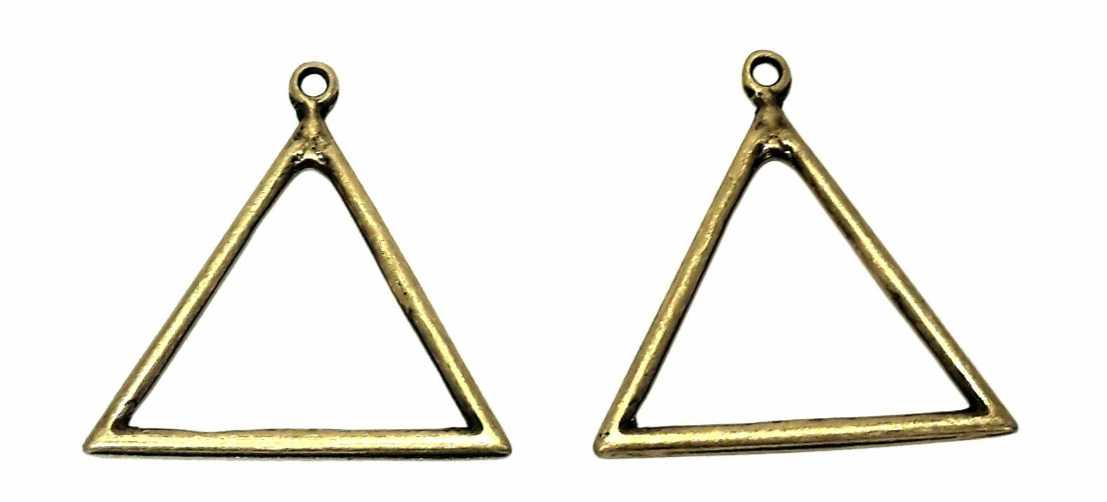 Pingente Triângulo - PIND43