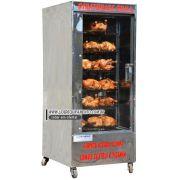 Assador Multiuso Giratório Grill de Frango e Carnes 100 Kg