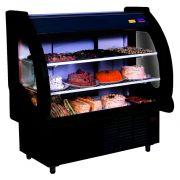 Balcão Refrigerado para Bolos e Doces 1,20m Magnifica Black