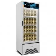 Cervejeira Expositor 497 Litros VN50AH Branca Optima  Metalfrio