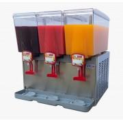 Dispenser de Suco Refresqueira  3 Depósito 16 Litros Cada Reuply