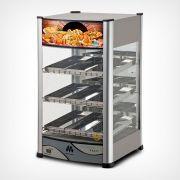 Estufa Vertical 9 Bandejas Linha Premium a Vapor Marchesoni