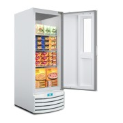 Freezer Vertical Dupla Ação -26°C  539 Litros com Visor na Porta VF55 Metalfrio