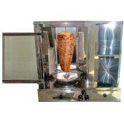 Máquina para Churrasco Grego de Bancada 1 Espeto Manual
