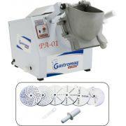 Processador de Alimentos PA 01 C/5 Disco Gastromaq