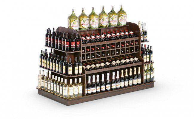 Adega para Bebidas 100% MDF AAL 2,00m Refrimate
