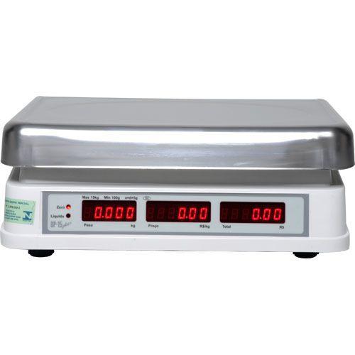 Balança Computadora Eletrônica DP 15 Kg Plus Elgin