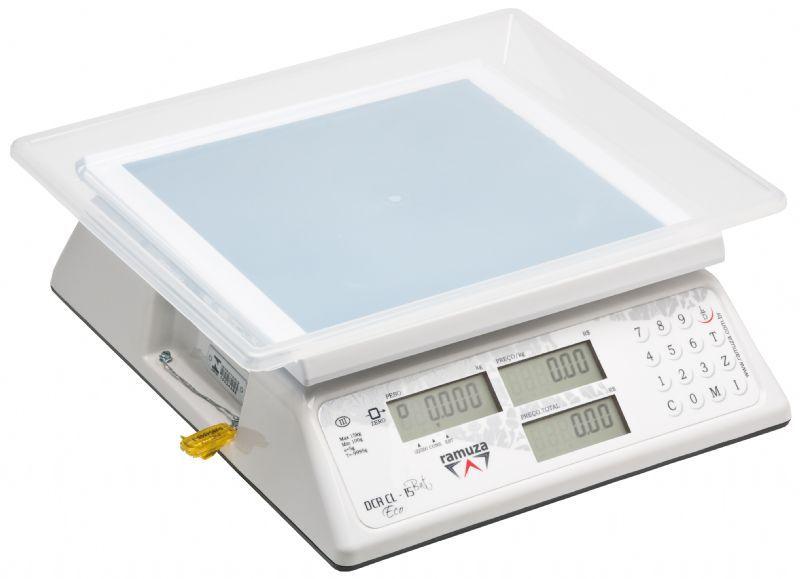 Balança Digital 15 kg C/ Bateria 100 horas  Ramuza