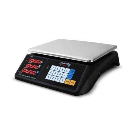 Balança Eletrônica Computadora Ramuza DCL  Touch 6/15/ou 35 Kg