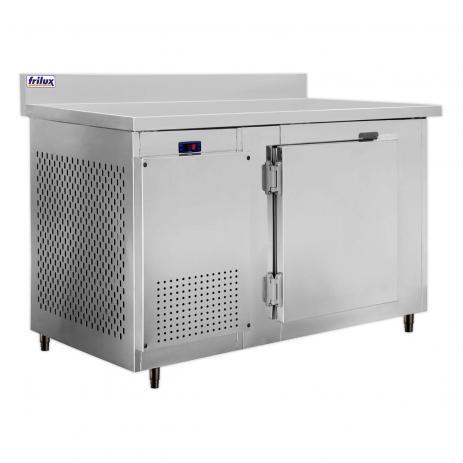 Balcão de Serviços Refrigerado Inox  BSF-1,50 Mts Frilux