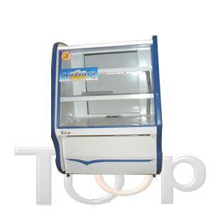 Balcão Refrigerado Toop 80 cm 2 Pista Fria  Ormifrio