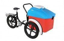Bicicleta Para Sorvete e Picolé Modelo C-777