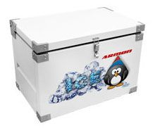 Caixa térmica 250 Litros (Injetada) Armon