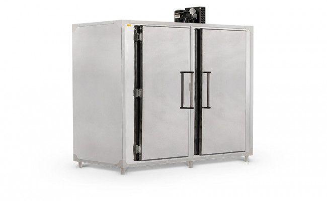 Camara Fria Inox 4.000 litros para Congelados  -18ºC  Refrimate