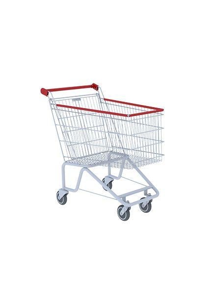 Carrinho de Compras Premium 160 Litros Amapa