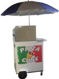 Carrinho Pizza Cone
