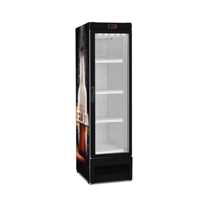 Cervejeira  Expositor vertical porta de vidro 324 litros VN28RB - Metalfrio PROMOÇÃO